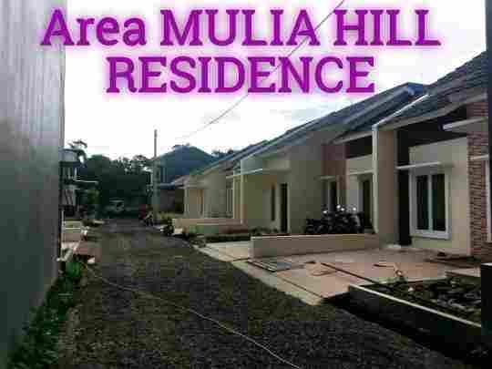 MULIA HILL RESIDENCE TANPA DP