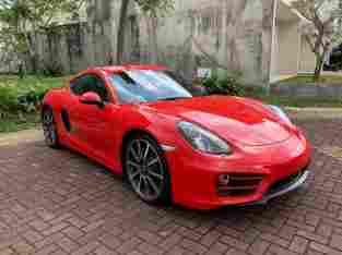 Porsche Cayman 2.7 PDK 2013/2014