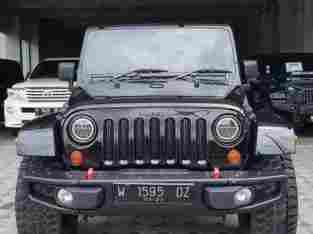 Rubicon Sahara 2012 Pembelian 2013