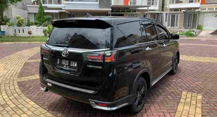 Venturer Matic Diesel 2019 Istimewa
