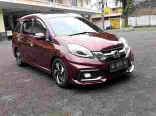 Mobilio RS Matic 2015 Istimewa