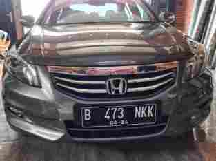 Accord VTIL Matic 2012 Istimewa