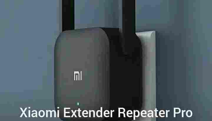 Versi Global Dan China Penguat Sinyal Wifi Xiaomi Pro Extender Repeater