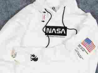 Sweater Hoodie AAPE A BATHING APE X NASA Premium Original Stuff HYPEBEAST