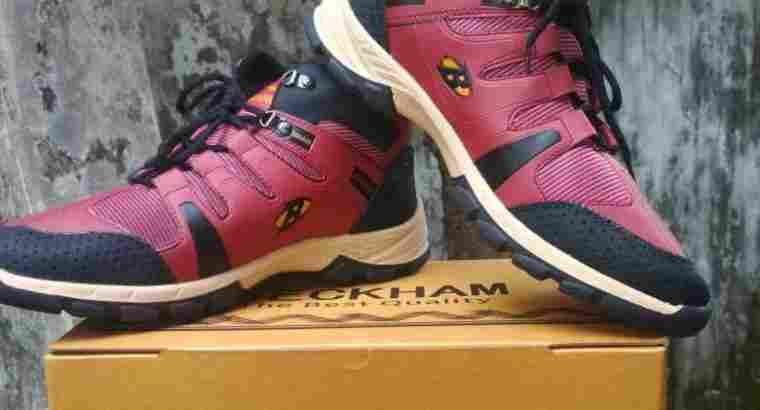 Sepatu Beckham Paramount