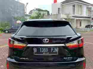 Lexus RX300 Luxury 2018 Istimewa