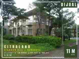 Rumah Citraland, Diamond Hill ~ Surabaya | Elegan