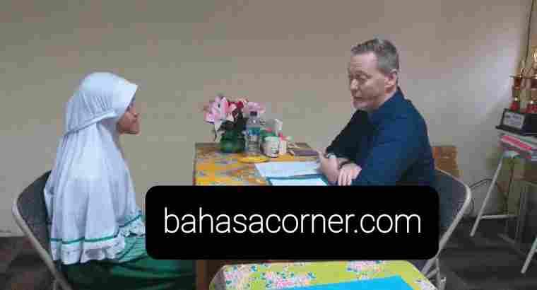 Inggris Online dengan Native Speaker