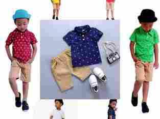 Baju anak/baju setelan anak