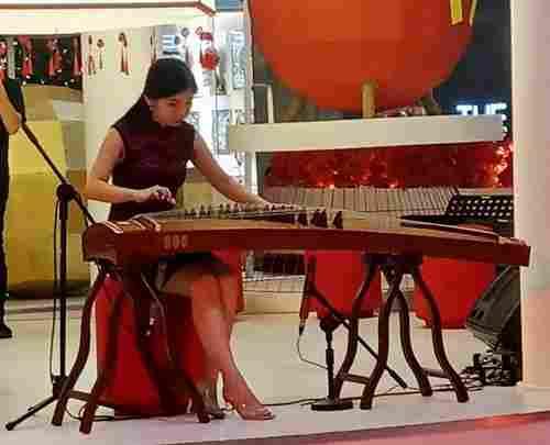 Grup Musik Guzheng Citra Studio