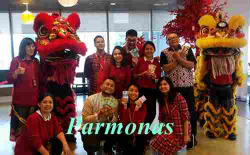 Grup Barongsai Liong Parmonas