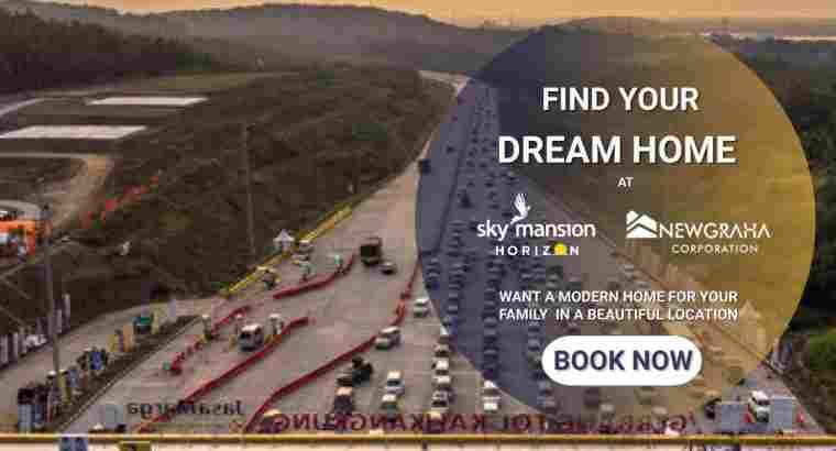 Perumahan di Semarang 600jutan Sky Mansion Horizon