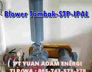Root Blower Tai Yih Sun – Untuk STP Rumah Sakit