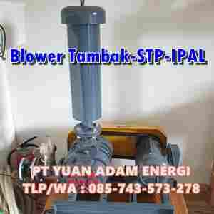 Root Blower – Untuk STP dan IPAL Rumah Sakit