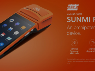 ANDROID POS SUNMI P1 (4G)