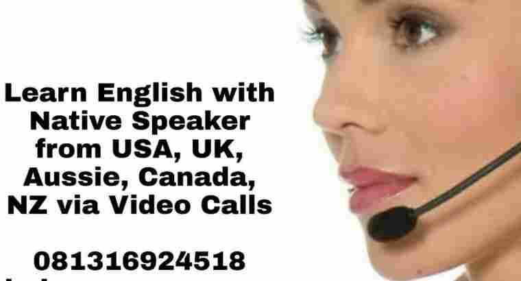 Inggris Native Speaker Online