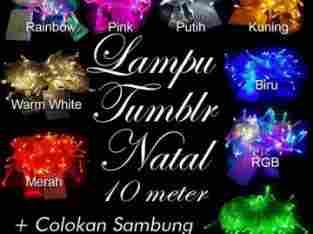 Lampu Tumblr Disco