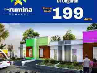 Rumah murah di ungaran the rumina suwakul
