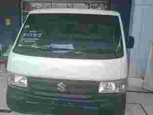 Suzuki New Carry Pickup Fd Ac Ps