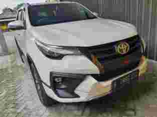 Fortuner VRZ Up TRD 2016 PROSES AB