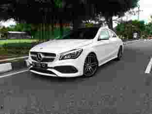Mercedes Benz CLA 200 2017