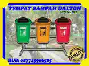 Jual Tempat Sampah B3 50 Liter Semarang