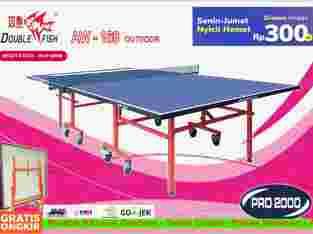 tenis meja pingpong Double Fish AW 168
