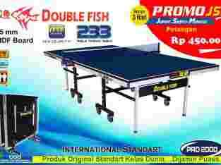tenis meja ping pong merk DOUBLE FISH 233