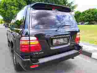 Land Cruiser VX100 Limited 2002