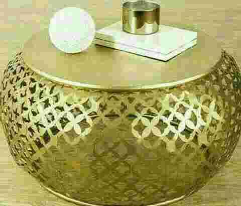 Pemanas Makanan-Chafing Dish.  bahan dari Logam kuningan.
