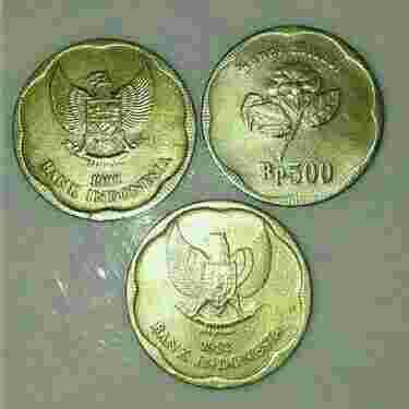 Uang koin kuno ¥1Japan tahun 1920