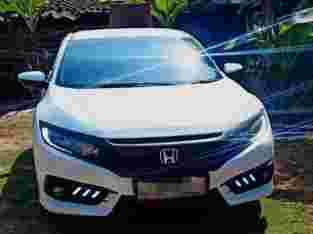 Honda Civic Turbo ES 2017
