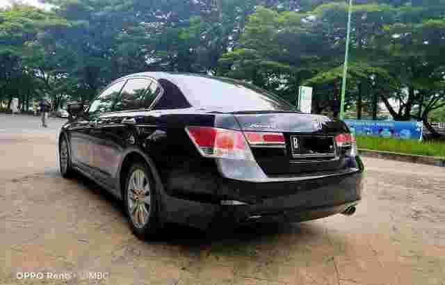 Honda Accord VTIL Facelift 2011