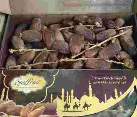 Tunis tangkai Sunfruit 500 gr