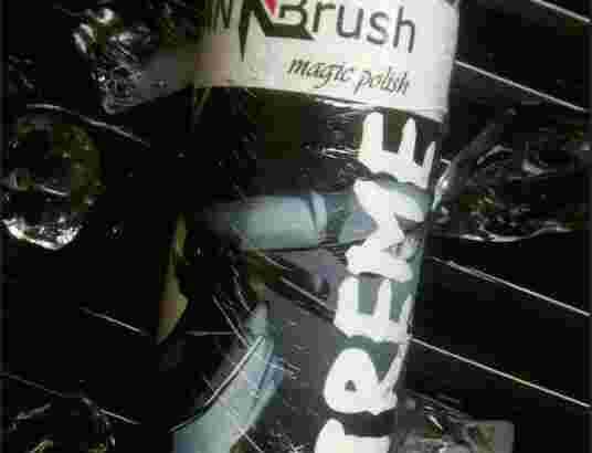 Sanbrush Pengkilap Motor
