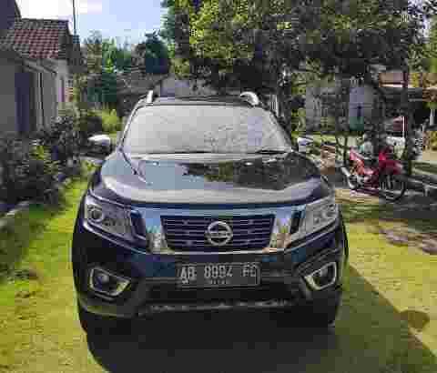 Nissan Navara VL 4×4 Matic Diesel 2017/2018