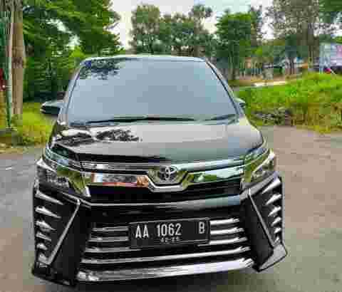 Toyota Voxy 2019 Pemakaian 2020