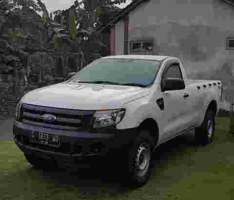 Ford Ranger Single Cabin 4×4 2012