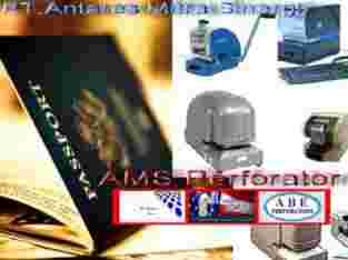 Mesin Perforator, Service Perforator