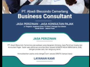 Legal & Tax Consultant PT ABADI BLESSINDO CEMERLAN