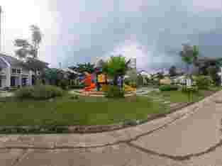 Hunian Mewah Nuansa Resort pertama di Palembang