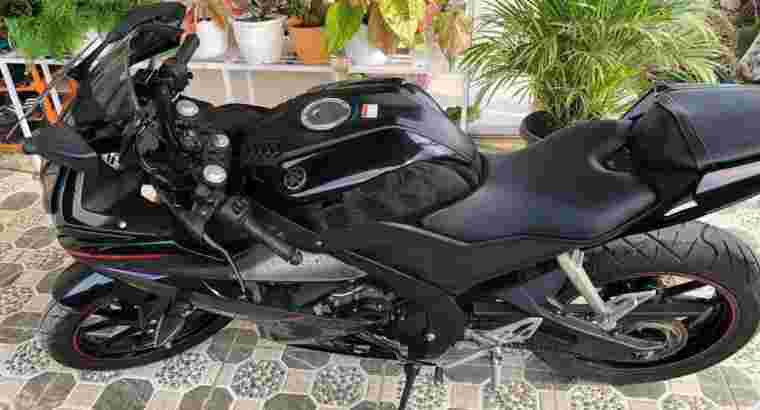 Yamaha yzr komplik
