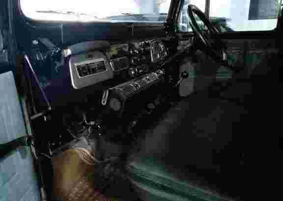 Hardtop FJ40 Diesel 1980