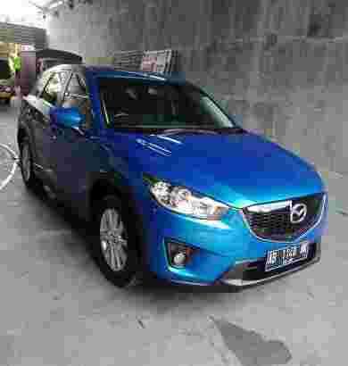 Mazda Cx5 Matic 2012