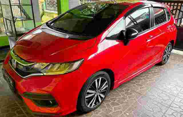 Jazz RS Matic 2018