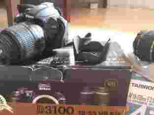 camera nikon d3100