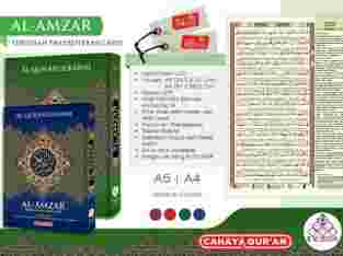 Al Amzar Transliterasi Latin A5