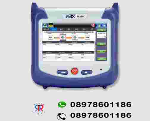 TERMURAH || OTDR VeEX FX150