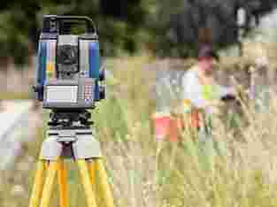 Total Station Sokkia Robotic IX503 + Training Jabo