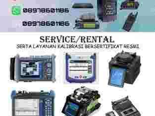 Kalibrasi/Service/Rental || Fusion Splicer || OTDR